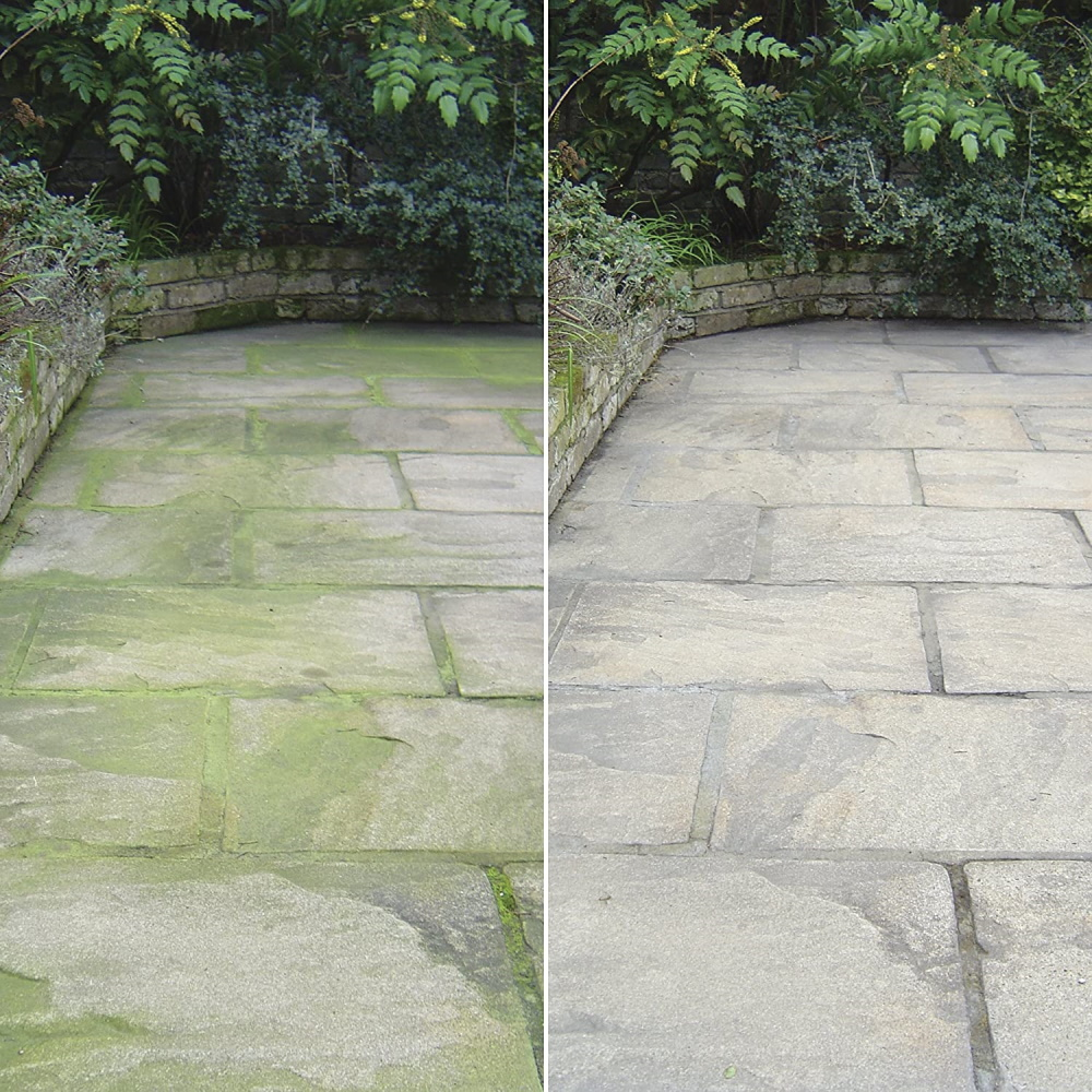 Patio Magic! Concentrate: Ideal for Patios, Paths and Driveways (Kills Algae and Lichens), 2.5 Litres