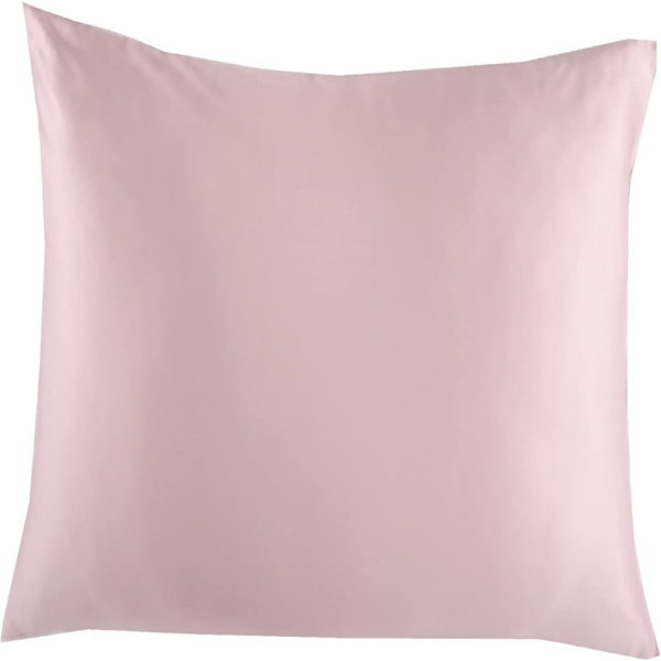 Jasmine Silk 100% Pure Mulberry Silk 19 Momme Charmeuse Silk Pillowcase With Cotton underside 1pc 50 x 75 cm Hypoallergenic (Pink)